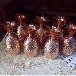 gelas dan bowl tembaga (15)