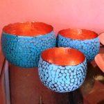 gelas dan bowl tembaga (6)