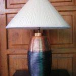 kerajinan lampu meja tembaga (6)