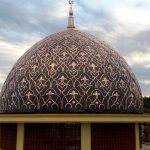 kubah dan ornamen masjid (10)