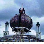 kubah dan ornamen masjid (13)