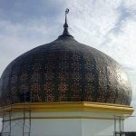 kubah dan ornamen masjid (16)