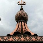 kubah dan ornamen masjid (2)