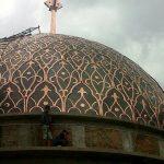 kubah dan ornamen masjid (6)
