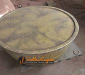 sahla logam – meja tembaga (13)