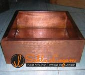 wastafel tembaga 10 – sahla logam