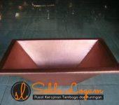 wastafel tembaga 17 – sahla logam